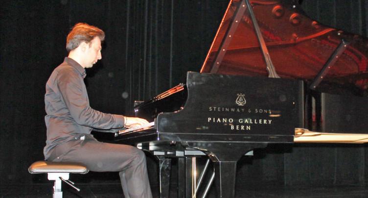 Près de 900 spectateurs pour le festival Piano à Porrentruy
