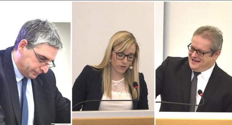 Les indépendants boycotteront les questions orales au Parlement jurassien