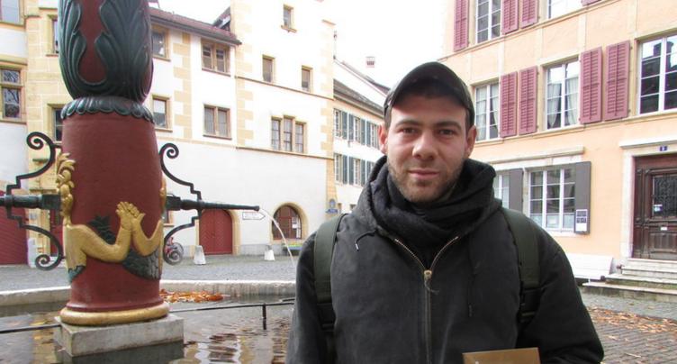 José Gsell décroche une bourse cantonale pour Bruxelles