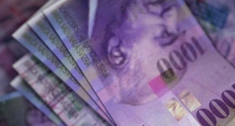 Inquiétude autour du franc fort