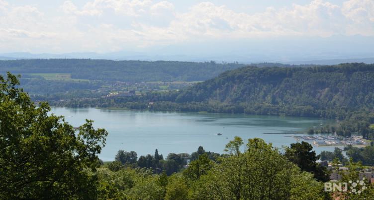 Feu vert pour la navigation sur le lac de Bienne