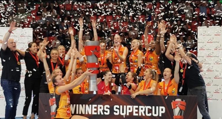 Le NUC rêve de conquérir sa première Coupe de Suisse