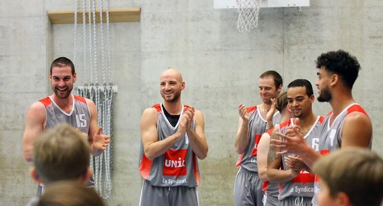 Val-de-Ruz Basket et Union Neuchâtel M23 qualifiés pour le final four