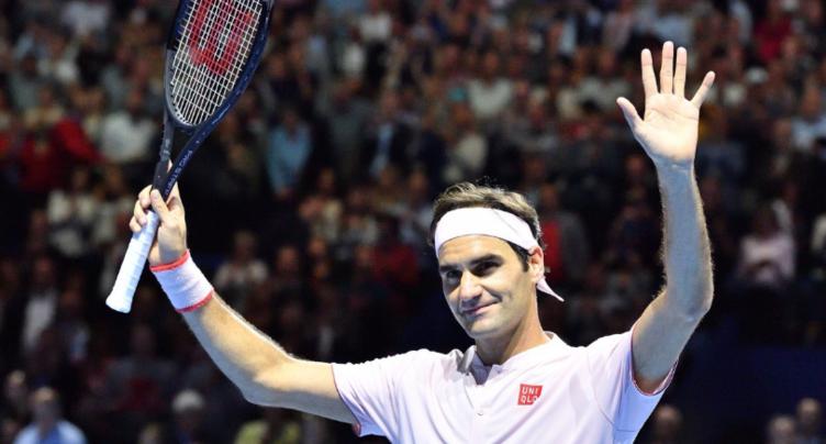 Roger Federer plus grand que John Isner