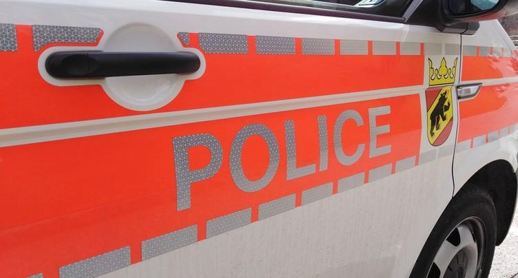 Arrestations en lien avec des coups de feu à Bienne