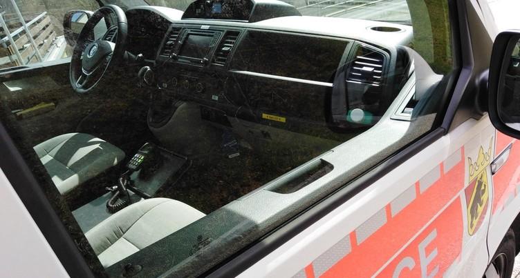 Un homme retrouvé blessé près de la gare de Bienne