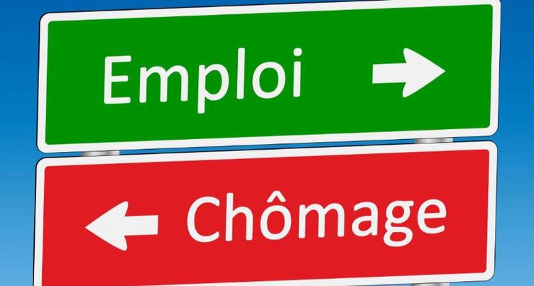 Plus d'inscription au chômage venant des communes