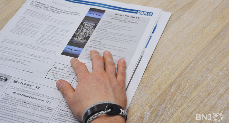 Le taux de chômage augmente dans le Jura