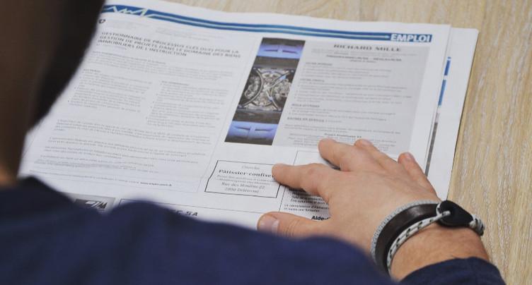Baisse du chômage en avril dans le Jura