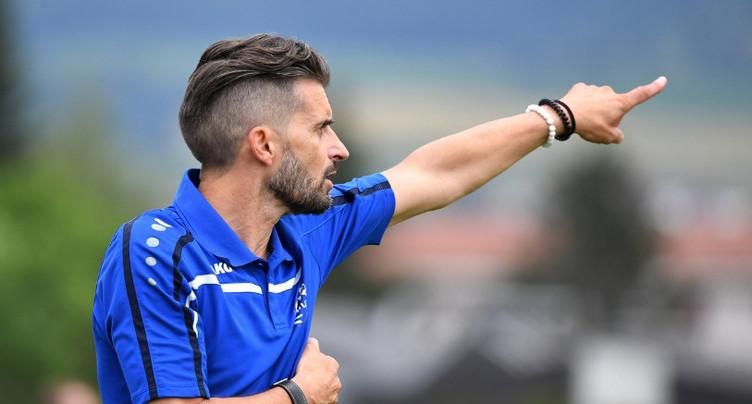 Le FC Porrentruy change d'entraîneur