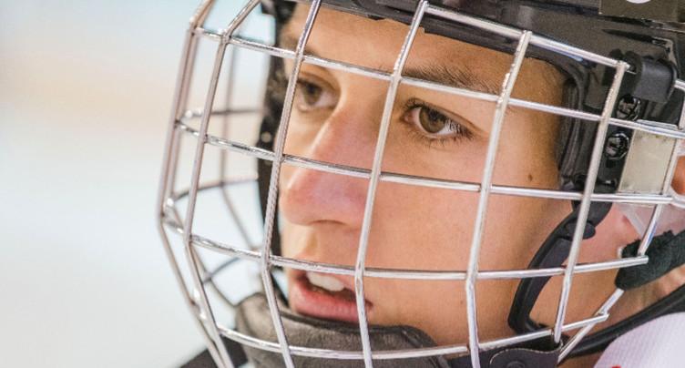 Les hockeyeuses suisses s'arrêtent en quart