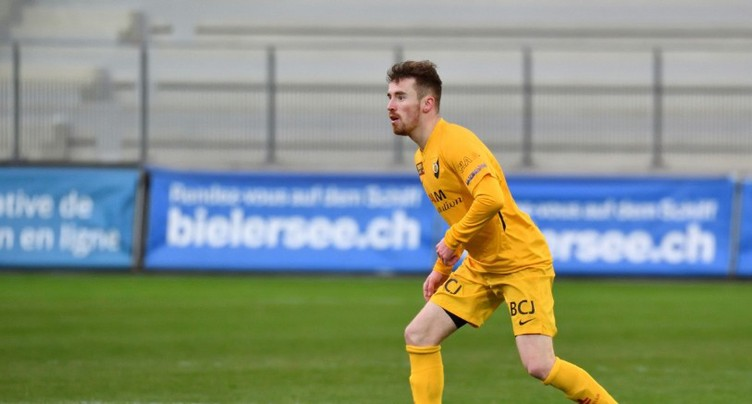 Evan Stadelmann rejoint le FC Bienne