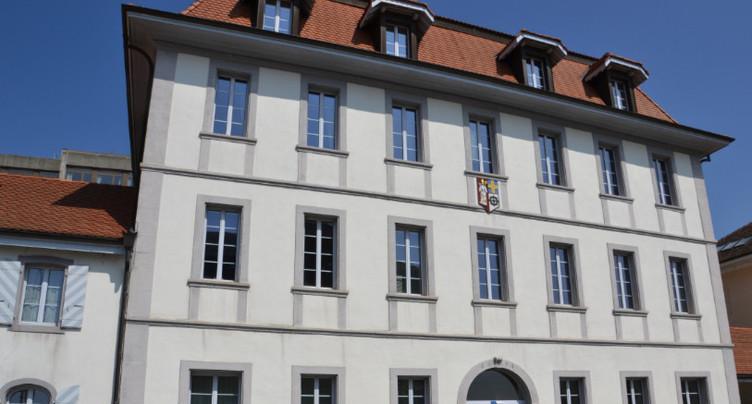 Cure de jouvence pour l'Hôtel communal de Saint-Blaise