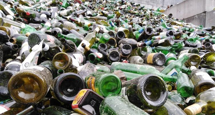 La collecte des déchets recyclables reprend à Bienne