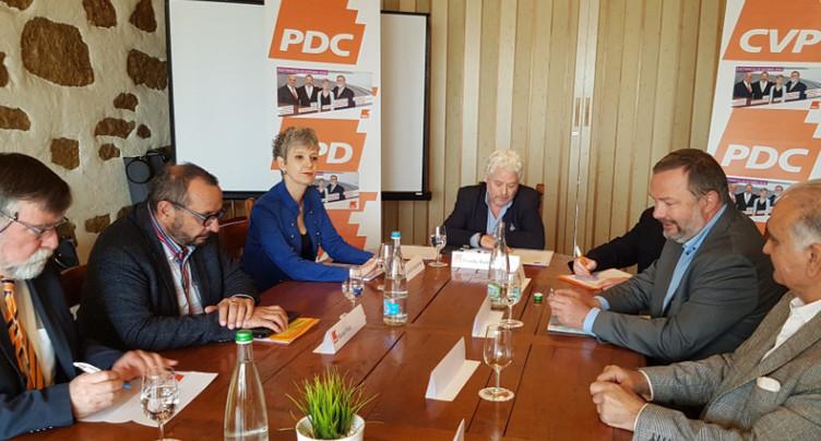 Fédérales 2019 : le PDC veut un centre fort avec les Verts Libéraux