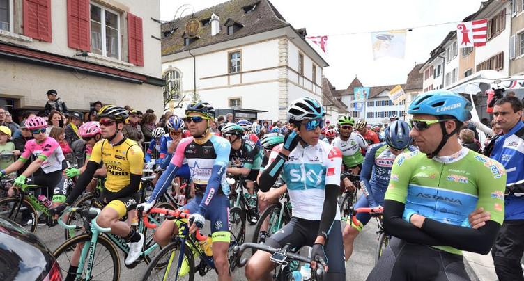 Le Tour de Suisse aussi annulé