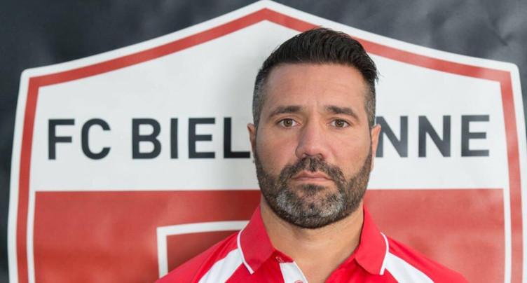 FC Bienne : Martella comme entraîneur assistant