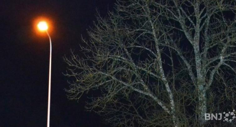 Ils veulent moins d'éclairage à Corcelles-Cormondrèche