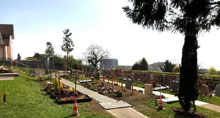 Le cimetière de Neuchâtel en pleine renaissance