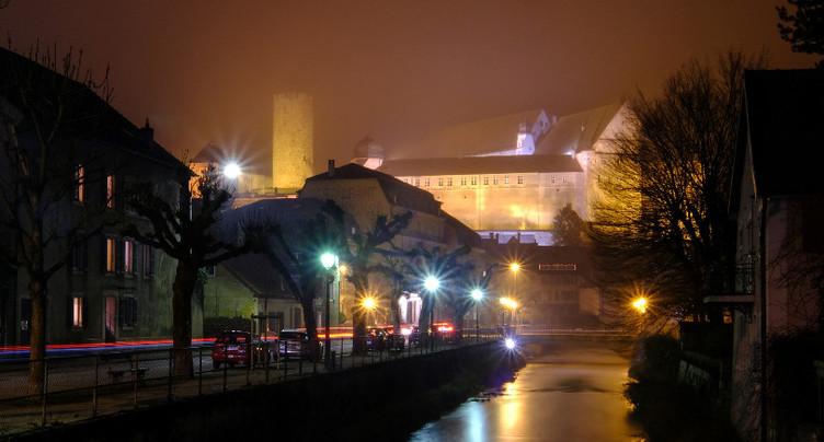 La ville de Porrentruy immortalisée par cinq photographes ajoulots