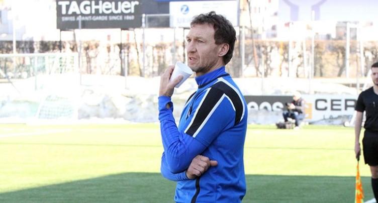 Joël Corminboeuf n'est plus l'entraîneur de Stade-Payerne