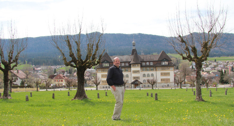 Bonjour M'sieur l'maire – Daniel Buchser