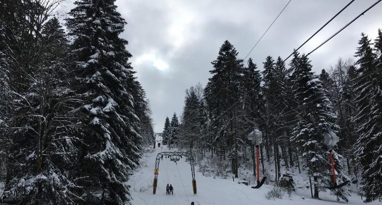 Une saison courte mais intense pour les téléskis jurassiens