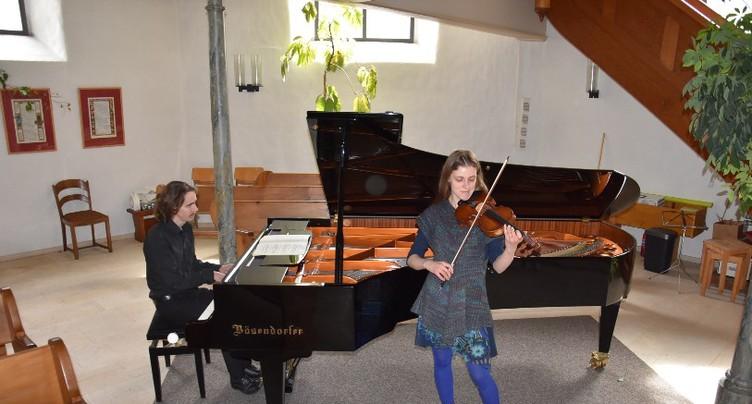 Nouvelle formule pour les concerts dans l'église de Sonvilier