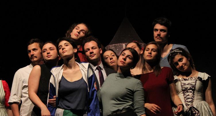 Les étudiants de l'Uni de Neuchâtel jouent l'audace au Théâtre du Pommier