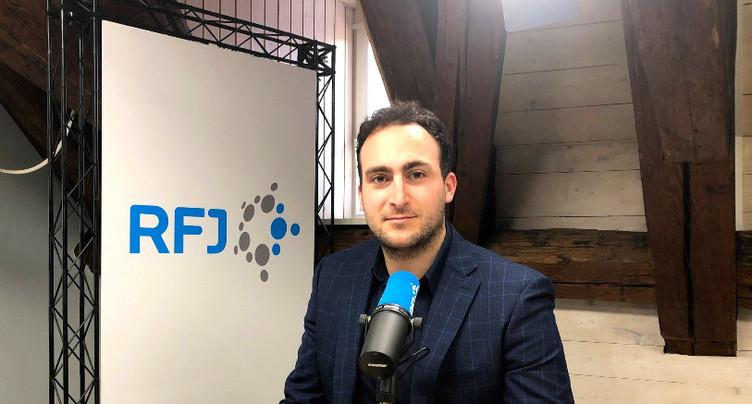 Valentin Zuber pas candidat au National