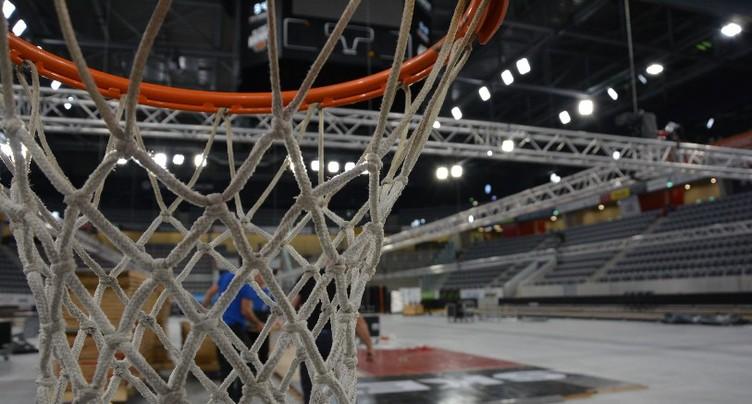 La Tissot Arena se métamorphose