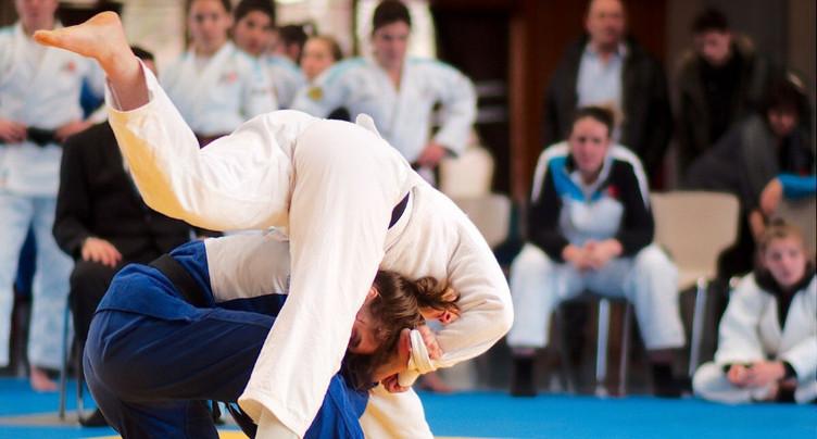 Les judokates du JC Cortaillod dans une mauvaise journée