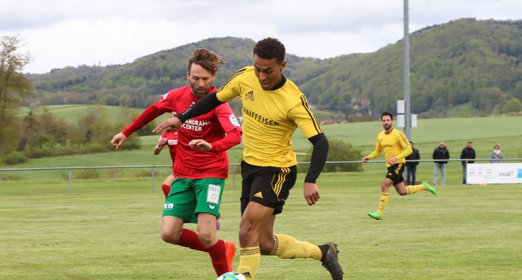 Le FC Cornol - La Baroche se donne de l'air