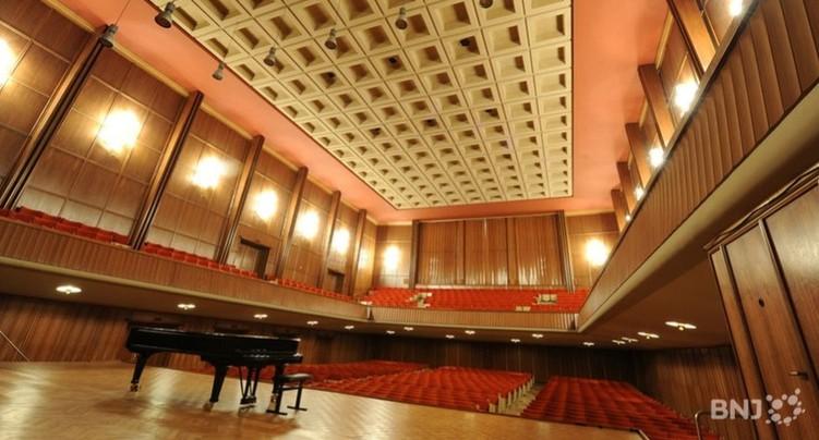 Covid-19 : un concert test à la salle de musique
