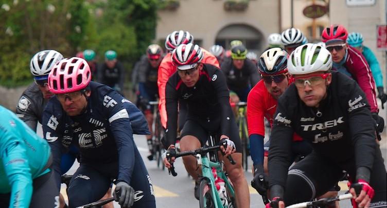 Tour de Romandie : la 4e étape raccourcie