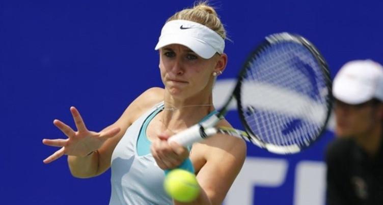 Première finale sur le circuit WTA pour Jil Teichmann