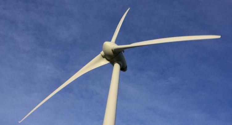 Un soutien au parc éolien du Mont-Sujet