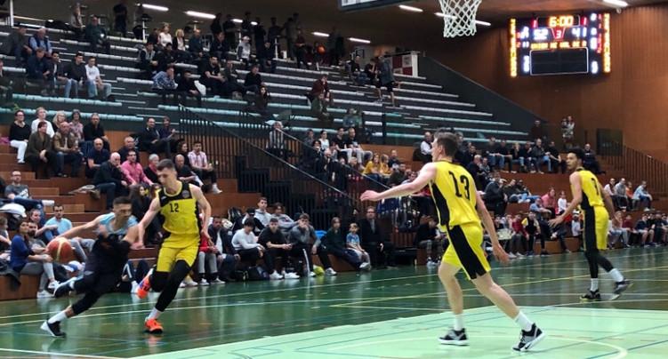 Un véritable exploit pour Val-de-Ruz Basket !