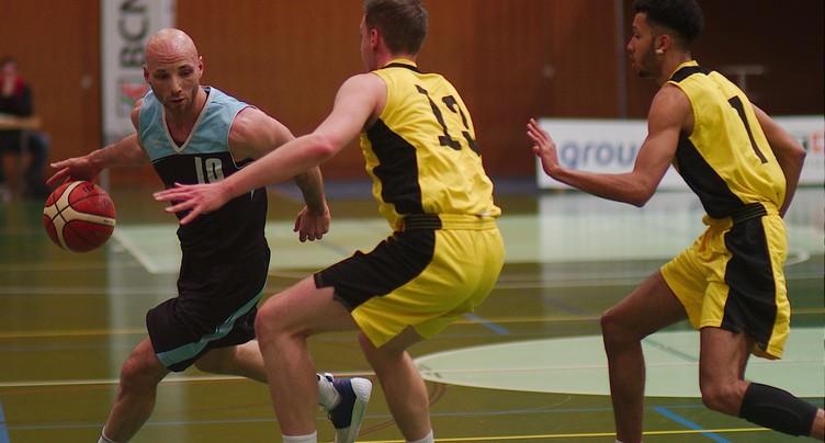 Val-de-Ruz Basket - Union Neuchâtel M23