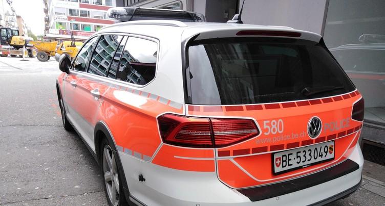 Homme blessé dans une altercation à Bienne