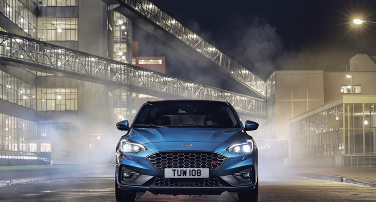 Ford dévoile la plus puissante des Focus ST