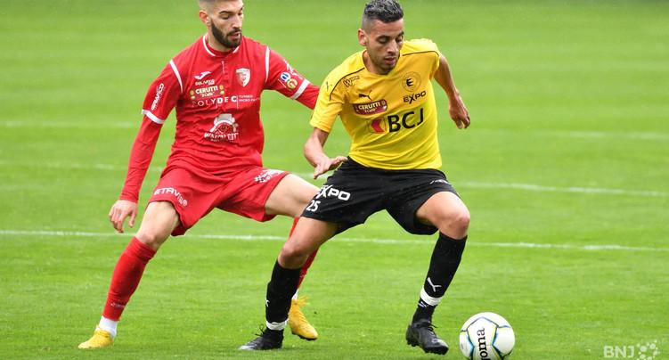 Le bon coup du FC Bassecourt contre un FC Bienne démobilisé
