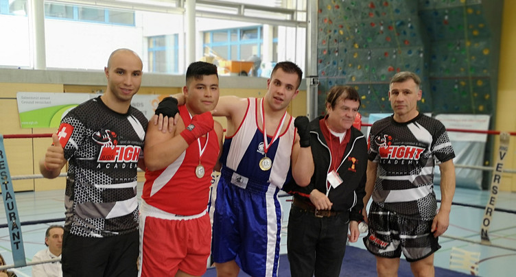 Un Jurassien champion romand de boxe anglaise