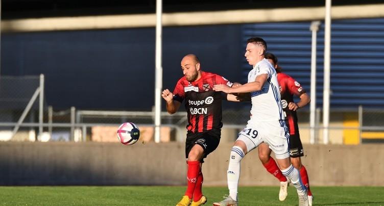 Tunahan Cicek quitte Xamax pour Vaduz