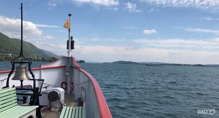 Les bateaux de la LNM vont à nouveau naviguer