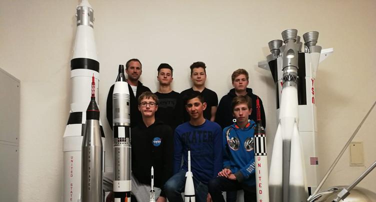 Cap sur la Lune pour six jeunes Prévôtois