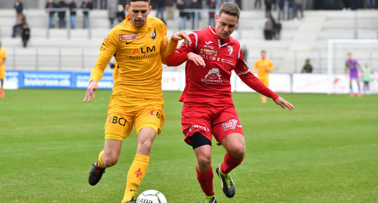 Trois nouveaux adversaires pour le FC Bienne