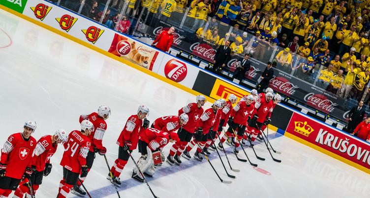 La Suisse face au Canada aux Mondiaux !