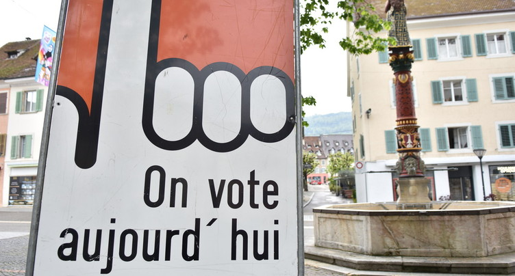 Double « oui » dans le Jura