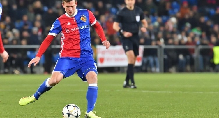 La Coupe de Suisse au FC Bâle